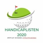 Handicaplisten 2020 Top Golfer aus der Region Muensterland