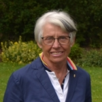 Christa Scholz ehemalige Seniors Captain