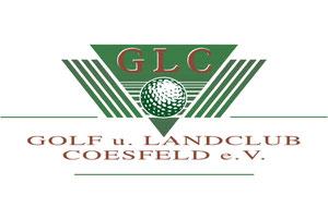 Logo GLC Coesfeld - Golfclub Golf Journal