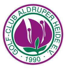 Logo Aldruper Heide e. V. Golfclub