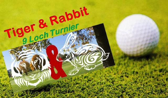 Tiger und Rabbit-Turnier im GC Brückhausen e.V: