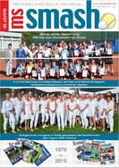 golf tennis Journal ms smash oktober 2019
