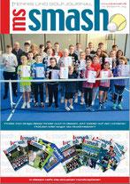 ms-smash Ausgabe 02-2020 Golf Tennis Journal