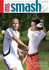 ms smash golf tennis magazin münster 2014 03