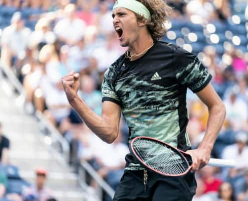 ATP Masters Alexander Zverev siegt in Madrid