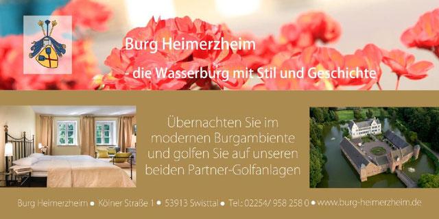Anzeige Burg Heimerzheim