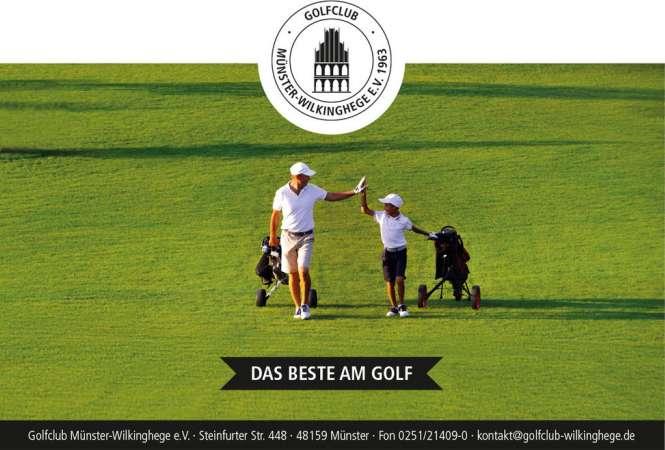 Anzeige GC Golfclub Münster-Wilkinghege