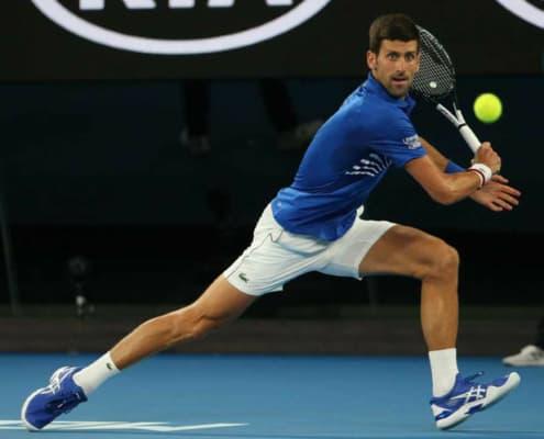 Djokovic besiegt Nadal