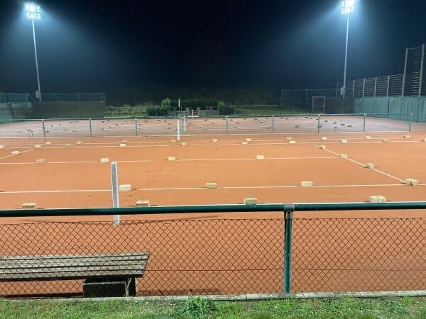 Tennisanlage GW Albersloh