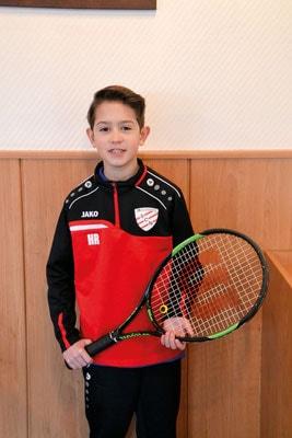 Henri Riffart IG Sparkassen Jugend Cup