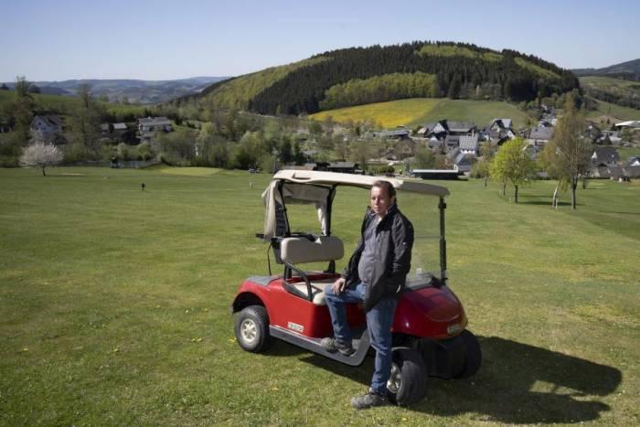 Golfplatzbetreiber Sven Stockhausen