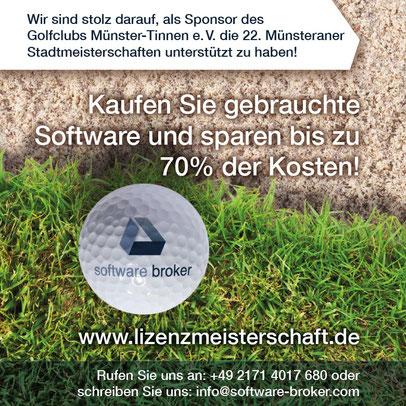 Anzeige Software-Broker