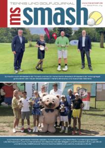 ms-smash Münster Golf Tennis Journal