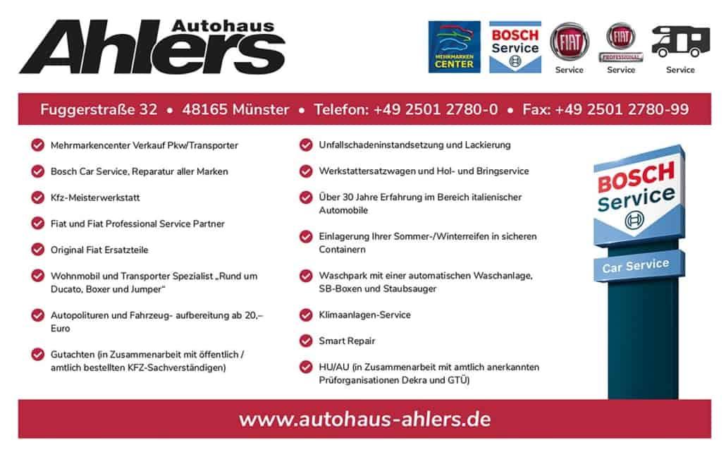 Autohaus Ahlers - Partner ms-smash