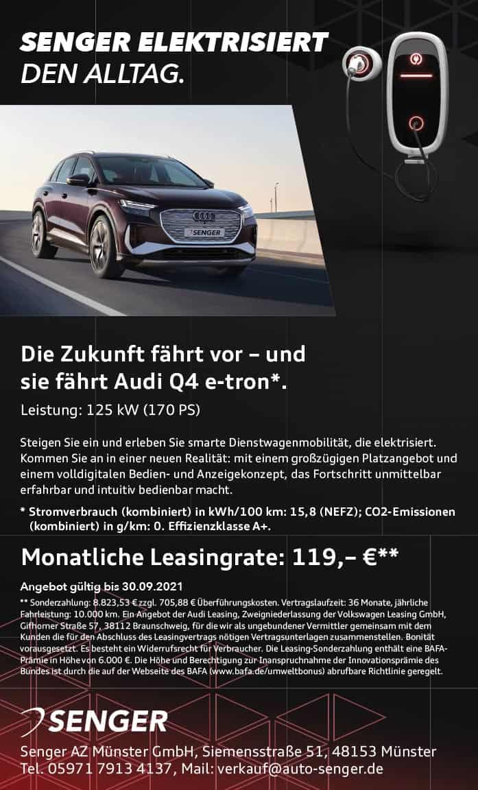 Autohaus Senger Münster Partner ms-smash