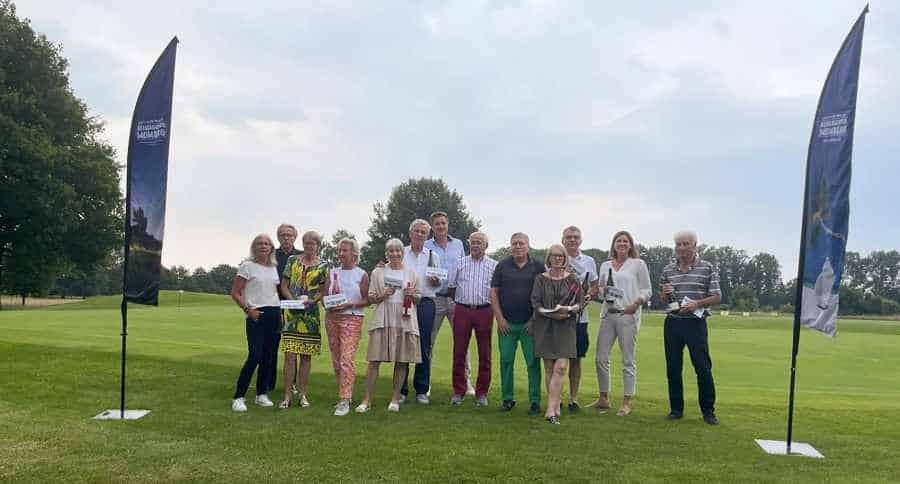 Teilnehmer Einladungsturnier Meimberg GC Telgte