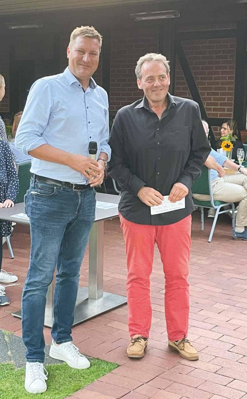 Meimberg Cup in Coesfeld - ausgelassene Stimmung