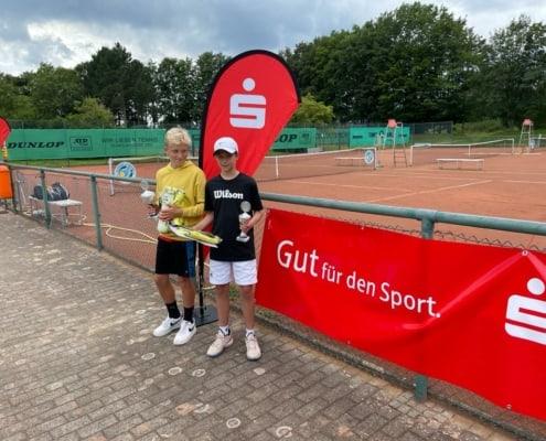 IG Tennis Austragungsort Jugend Sparkassen Cup 2021