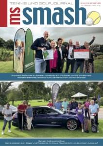 ms-smash Ausgabe 02 2021 golf und tennis magazin