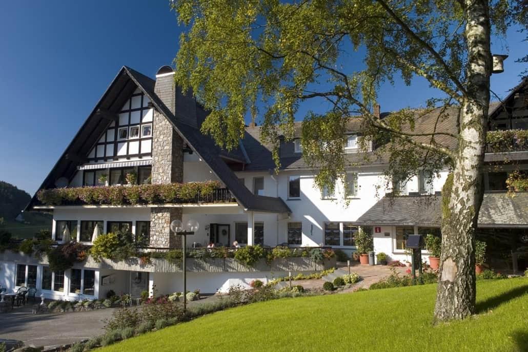 Ferienhotel Stockhausen mit Golfplatz
