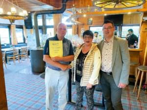 Teilnehmer offene Golf Hotelwoche Ferienhotel Stockhausen