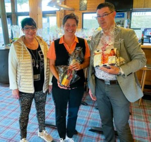 Gewinnerin Offene Hotelgolfwoche im Ferienhotel Stockhausen