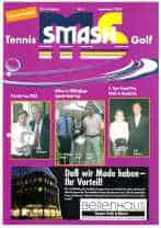 Titelbild ms-smash 2003 05 Golf tennis journal