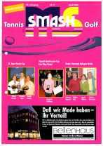 Titelbild Ausgabe 2005 - 02 Tennis Journal