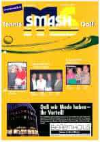 ms-smash Tennis Golf Magazin 2005 Ausgabe 6