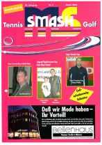 Titelbild ms-smash 2003 02 Tennis Golf Journal