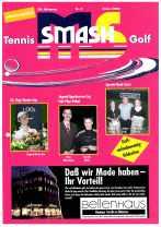 Titelbild Ausgabe 2004 April Golf Magazin