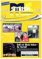 Titelbild ms-smash 2004 Juli Golf Tennis Journal
